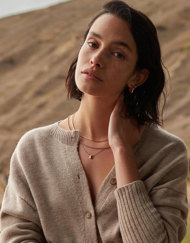 Women Molten Necklace