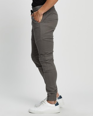 Commune Jogger Pants - Pants (Army)