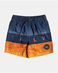 Quiksilver - Boys 2-7 Word Block 12