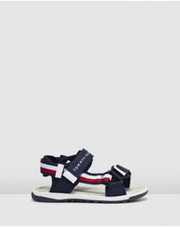 Tommy Hilfiger - Strap Tape Sandals