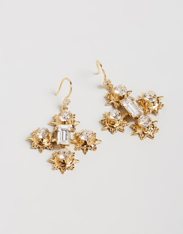 Nikki Witt - Antoinette Earrings