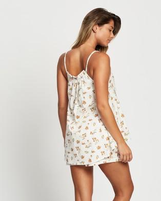 Atmos&Here Belle Cotton PJ Set Clothing Floral Print