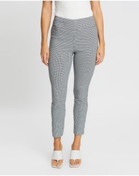 Review - Kerry Check Pants