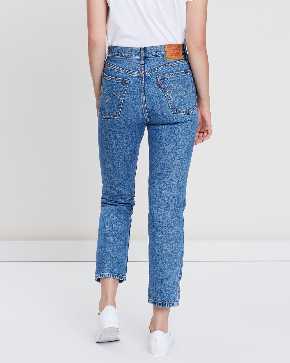 9d267d95 501 Crop Jeans by Levi's Online | THE ICONIC | Australia