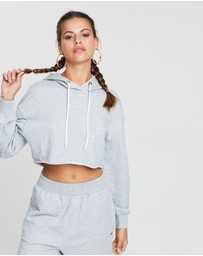 First Ever - Cropped Hoodie - Women's