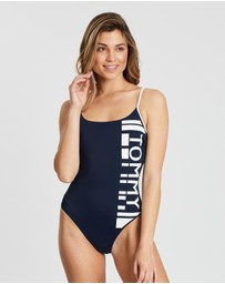 Tommy Hilfiger - Tommy Block One-Piece