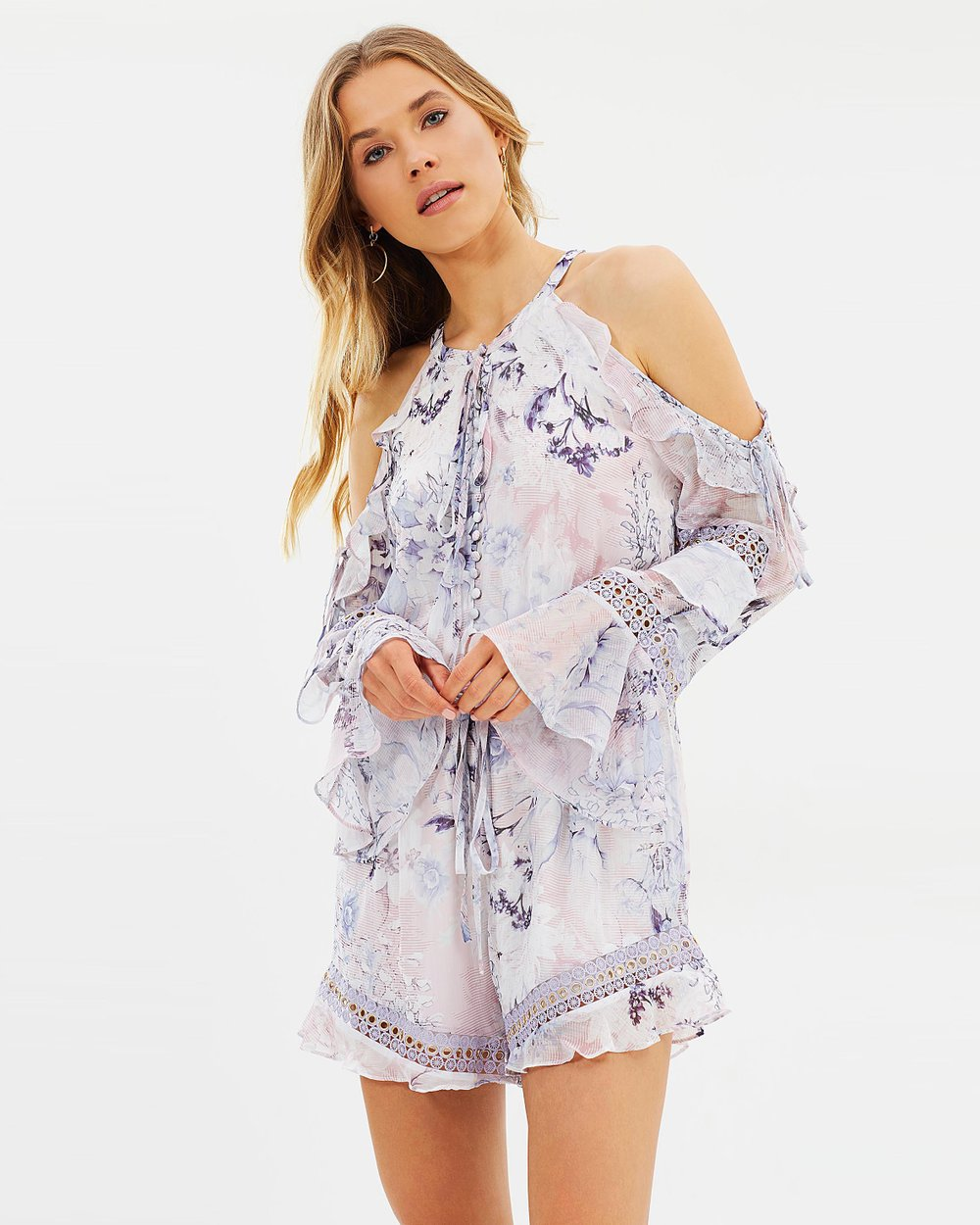 411f08cc3cc camilla-cold-shoulder-romper by we-are-kindred