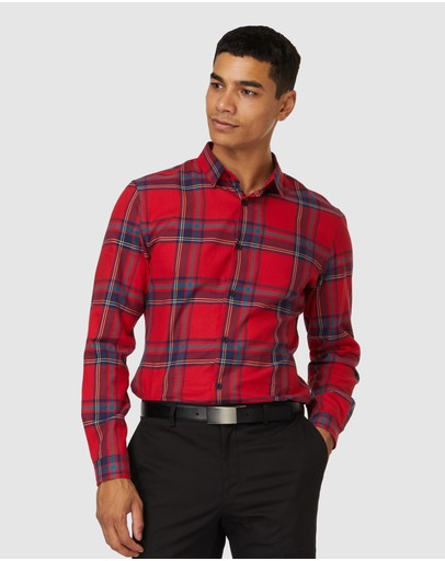 Jack London - Keaton Check Shirt