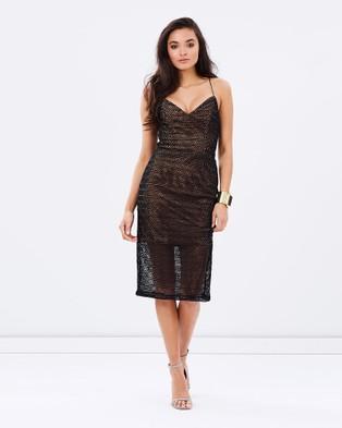Ministry of Style – Compulsion Midi Dress