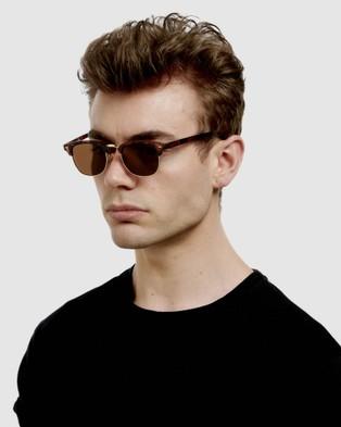 Reality Eyewear Parker - Square (Tortoise)