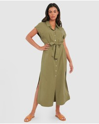 Forcast - Vicky Shirt Dress