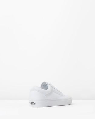 Vans Old Skool - Sneakers (True White)