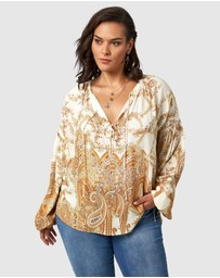 The Poetic Gypsy - Arcadia Blouse