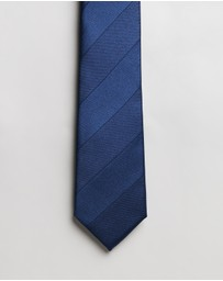 Staple Superior - Tonal Stripe Tie