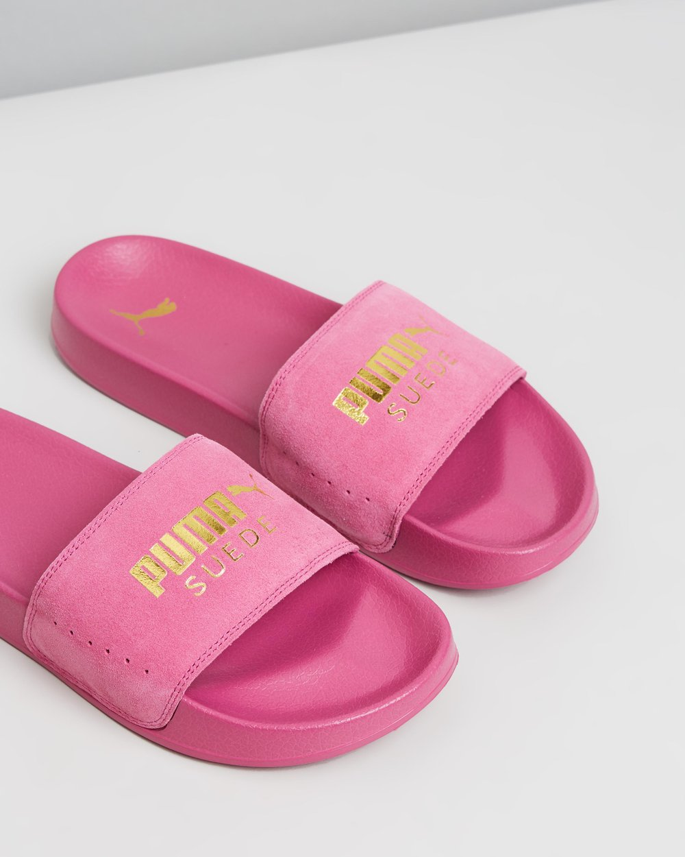 Leadcat Suede Slides - Women s by Puma Online  af4ce0664439