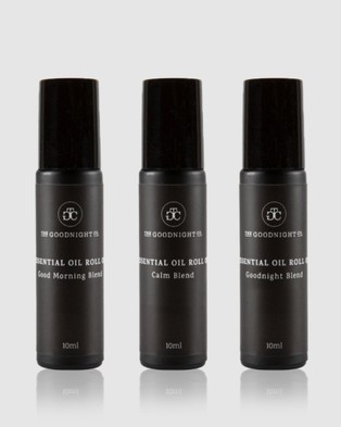Australia The Goodnight Co. Essential Oil Roll On Trio Kit - Essential Oils (Essential Oil Roll On Trio Kit)