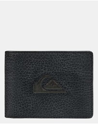 Quiksilver - Mens Miss Dollar II Leather Wallet