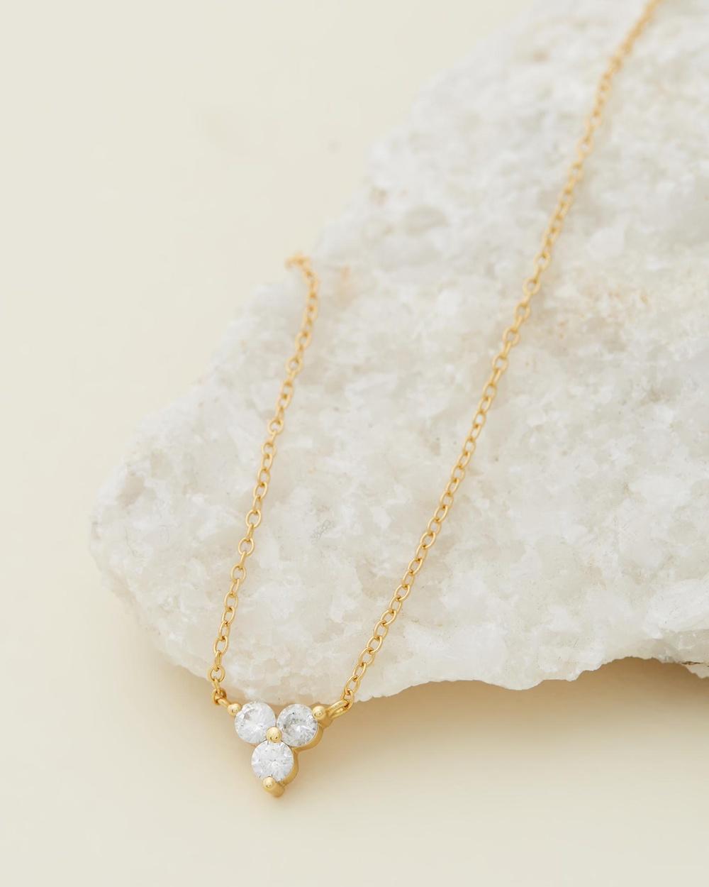 Avant Studio Stephanie Necklace Jewellery Gold