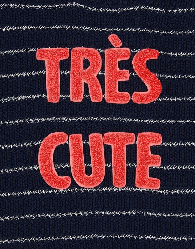 Outfit Kids - Tres Cute Knit Jumper - Kids