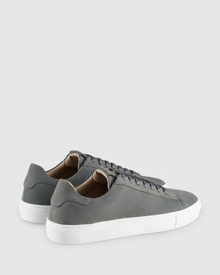 Aquila Deco Sneakers - Lifestyle Sneakers (Nubuck Dark Grey)