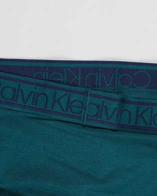 Calvin Klein Bamboo Hip Brief 3 Pack - Briefs (Multi)