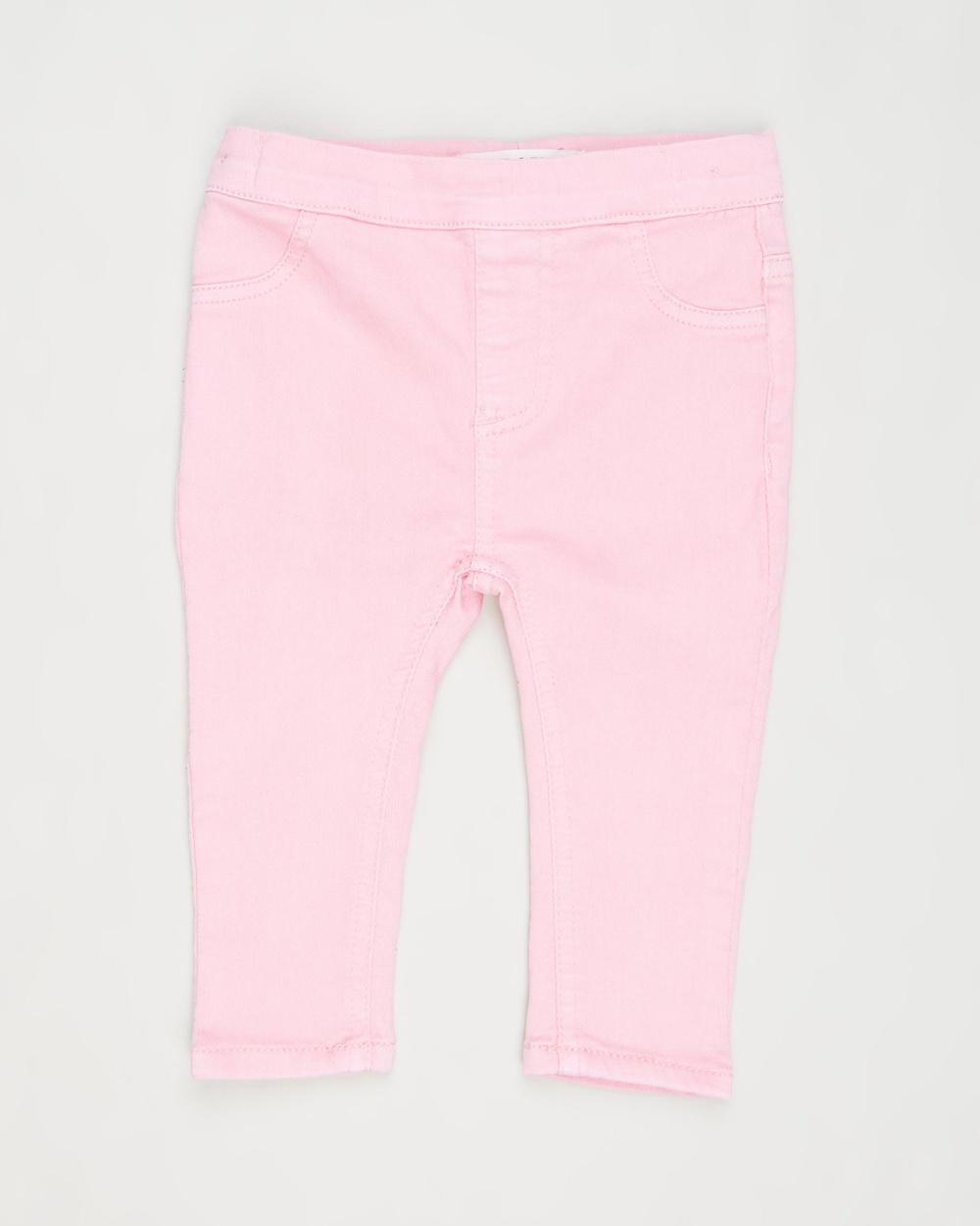 Cotton On Baby Sal Skinny Leg Jeans Babies Cali Pink Wash Australia
