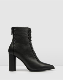 Jo Mercer - Tee High Heel Ankle Boots