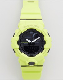 G-SHOCK - GBA800-9A Bluetooth Step Count Watch