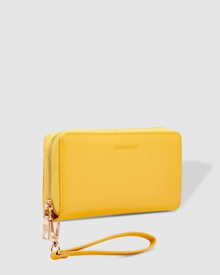 Louenhide Jessica Wallet - Wallets (Lemon)