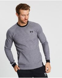 Under Armour - Unstoppable 2X Knit Crew