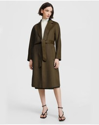 ARIS - Double Face Belted Coat