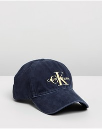 Calvin Klein Jeans - Embroidered Monogram Cap