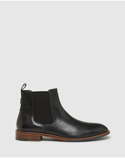 Oxford - Silas Leather Chelsea Boots X