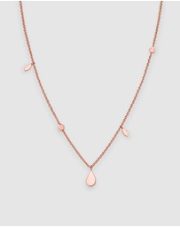 Rosefield - Shaped Drop Necklace