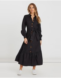 The Fated - Bijou Shirt Dress