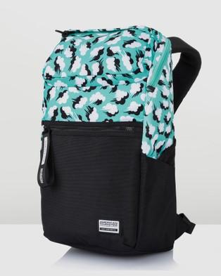 American Tourister AT X Eley Kishimoto Barton Backpack - Backpacks (Dash Around)
