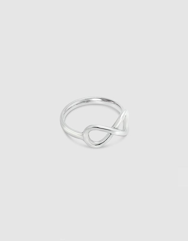 Women Infinity Ring