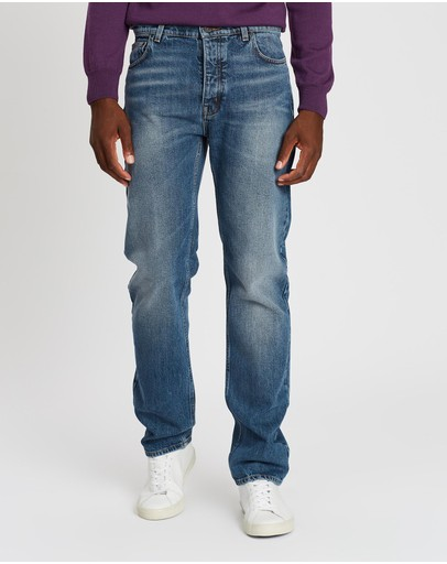 Kent And Curwen Jeans Blue