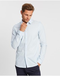 PS by Paul Smith - Long Sleeve Slim Fit Shirt