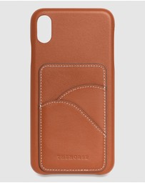 The Horse - The Scalloped iPhone Cover - iPhone XS Max