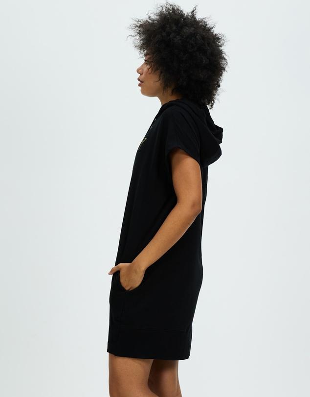 Women Ombre Logo Sneaker Dress
