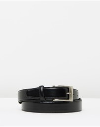 Buckle - Kiton Leather Belt
