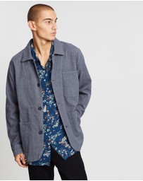 Afends - Culture Wave Chore Jacket