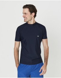 Coast Clothing - Short Sleeve Rash Top