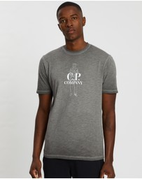 C.P. Company - Re-Colour Malfile Jersey T-Shirt