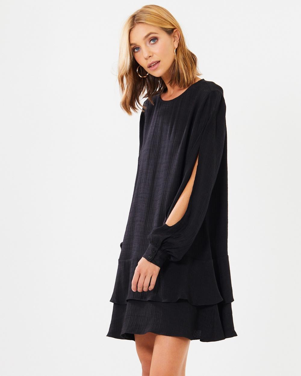 Calli Black Cheree Dress