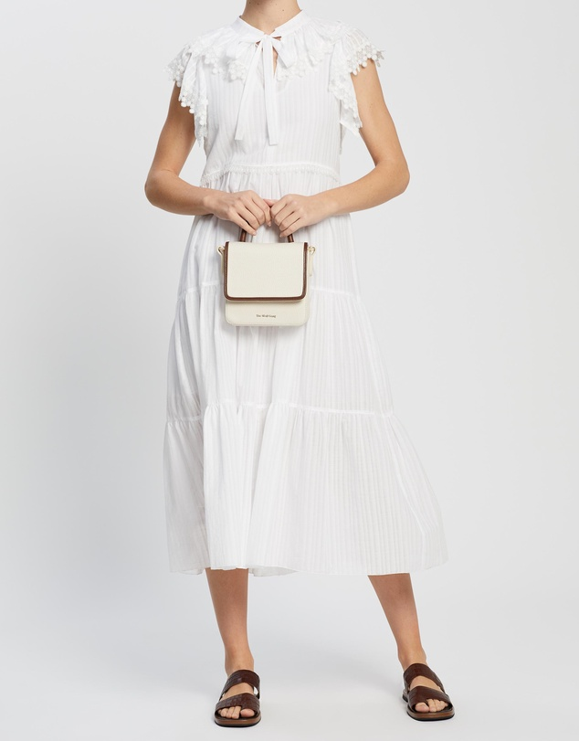 See By Chloé - Lace Midi Dress