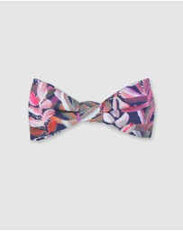 Peggy and Finn - Protea Bow Tie