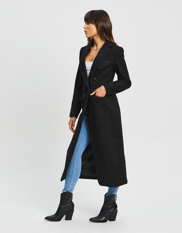 Women Kendra Military Coat