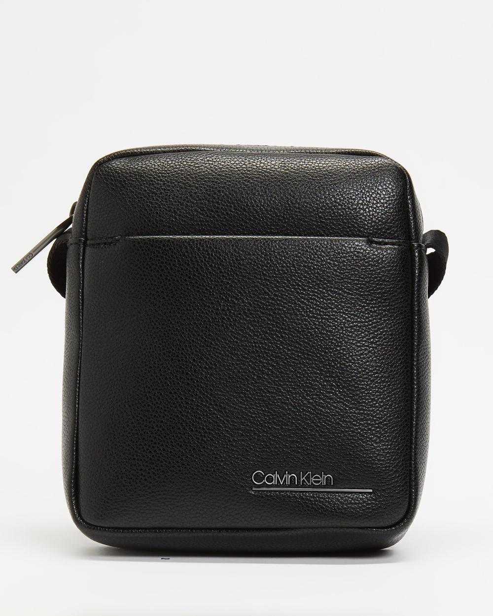 Calvin Klein Small Crossbody Bag Bags Black Cross-body bags Australia